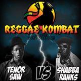 Zoko Selektah - Reggae Kombat vol1 [Tenor Saw versus Shabba Ranks]