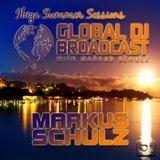 Markus Schulz - Global DJ Broadcast Ibiza Summer Sessions (Sunrise Set) - 18.07.2013