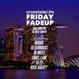 DJ ZZ on Friday Fadeup, February 19 2016