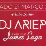 Set 22-03-2015 Mr James Soza & Dj Ariep