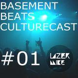 Basement Beats Culturecast #01