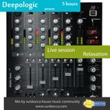 Deepologic - 5 hours live session Relaxation
