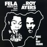Fela Kuti & Roy Ayers — Africa, Centre of the World