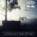 Ian Pöltter Live At Timbío 483 Years - RBMA Radio