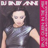 DJ Baby Anne - Bass Queen- In Mix (A Bass and Breaks Continuous Mix)