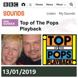 TOP OF THE POPS PLAYBACK 13/1/19 : 21/8/80 (SHAUN TILLEY/HAZEL O'CONNOR)
