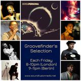 Groovefinder's Selection #18 - Hour 1 • Soulpersona Special