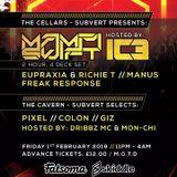 Freak Response - The Neurofunk Podcast 021 - Monday 11th February 2019 - Mampi Swift Launch Feature