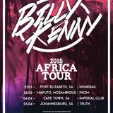 Billy Kenny - Africa Tour Mix (March/April 2015)