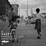 Kazey Invite Local Dj - 03 Juin 2016