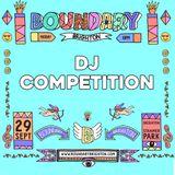 Boundary DJ Comp Entry – (DJ Marco Bergman)