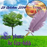 La plume de l'au-delà (Jacqueline) 29 Octobre 2014 Ecriture automatique médiumnité