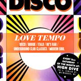 Love Tempo Live at High Dive 11-17-18