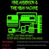 MIKE ANDERSON & THE MEAN MACHINE live act # 1