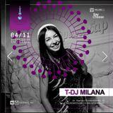 Dj Milana - Doon'ka bar, Kharkov (live set 4.11.16)