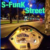 S Funk Street & Roosticman