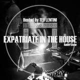 Expatriate In The House Radio - 15.04.18 - Guest Mix Teo Lentini