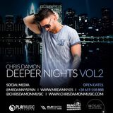 DepperNights Vol2 by Chris Damon (DeepHouse, House & Future House Podcast 2017)