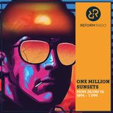 One Million Sunsets 26th September 2016