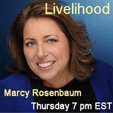 Author and clairvoyant Pat Sisson on Livelihood with Marcy Rosenbaum