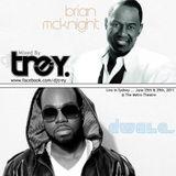 Brian McKnight & Dwele Promo Mixtape - Mixed By Dj Trey
