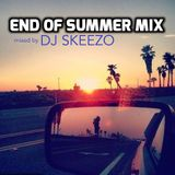 End of Summer Mix (October 2014)