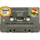 Throwback Series - Unity Sound Mix Cassette #87 (Fire Come Now) released 1997