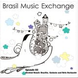 Brasil Music Exchange 05 - Central Brazil: Brasilia, Goiânia and Belo Horizonte
