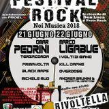 SPECIALE FESTIVAL ROCK 2018  - PUNTATA 11 GIUGNO 2018