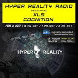 Hyper Reality Radio 052 – XLS & Cognition