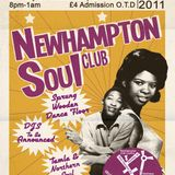 Newhampton soul club, wolves. sampler