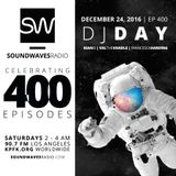 Episode 400 – DJ DAY – December 24, 2016
