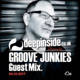 GROOVE JUNKIES is on DEEPINSIDE #06