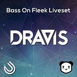 Dravis @ Bass On Fleek - Zomboy Warm Up (liveset)