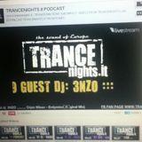 TRANCENIGHTS PODCAST 69 : DJ SET : 3NZO