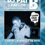 Dj pat B Birthday bash 2006 @ Qnation