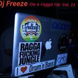Dj Freeze - On a ragga tip Vol.14