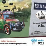 Marcelo López del Correo Cultura Pipi en Escalando la Tarde