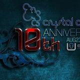 081 Chris Lipapis - Crystal Clouds 10th Birthday