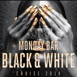Jay van Kay Live @ Monday Bar Black & White Cruise 2014