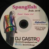Lovin Latin V4. Pride Weekend 2014 Spanglish Party cd