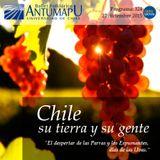 Chile su Tierra y su Gente 27 de Dic 2015, Programa 324