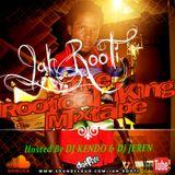 JAH ROOTI- The Rootical King mixtape mixed by Dj Jeren & Dj Kendo