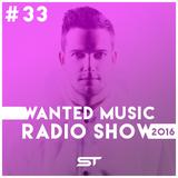 Wanted Music Radio Show 2016 W33