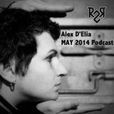 Alex D'Elia - May 2014 Podcast
