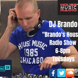 DJ Brando House Music Radio 2019/6/18