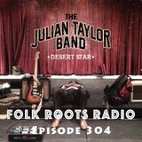 Episode 304: Julian Taylor Interview and More New Releases