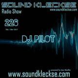 Sound Kleckse Radio Show 0226 - DJ Pilot