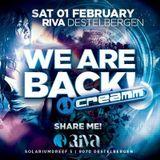 dj Biool @ Club Riva - Creamm 01-02-2014