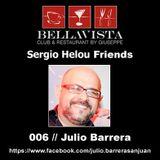 Sergio Helou Friends - 006 // Julio Barrera
